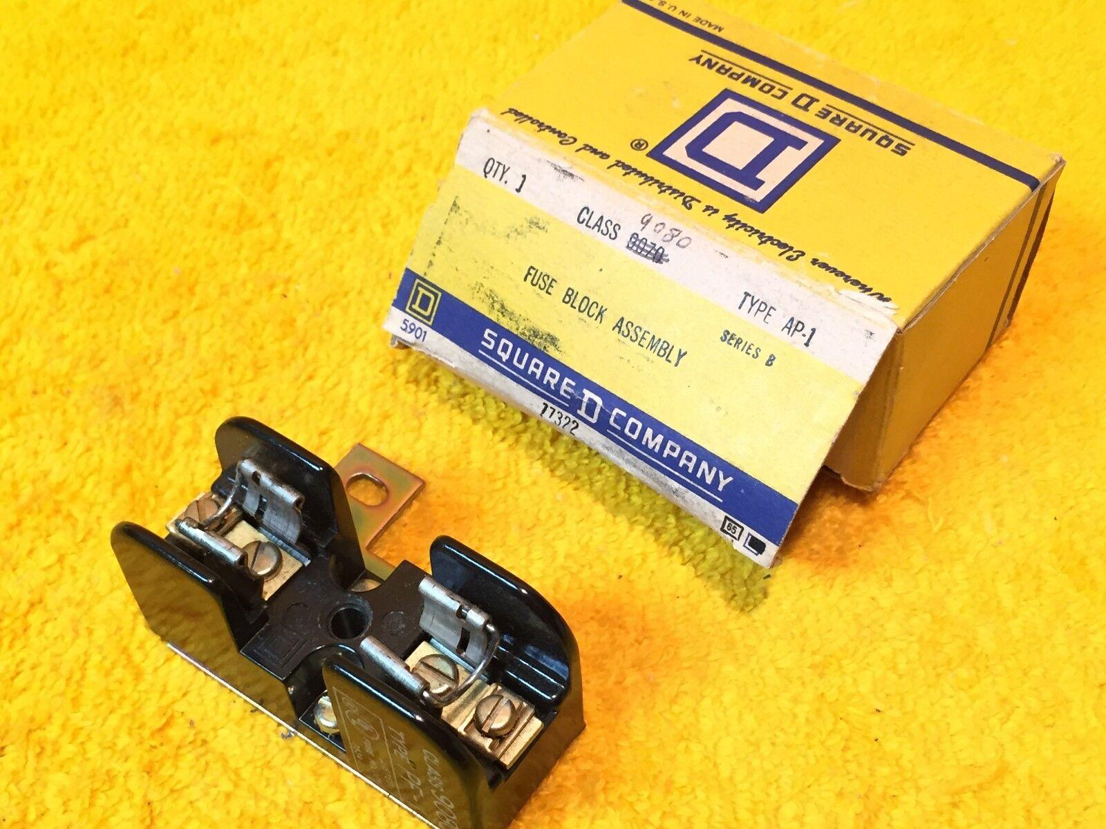 Square D Company Fuse Box Schematics Diagram Old Class 9080 Type Ap 1 30 Amp 250 Volt Pole Holder
