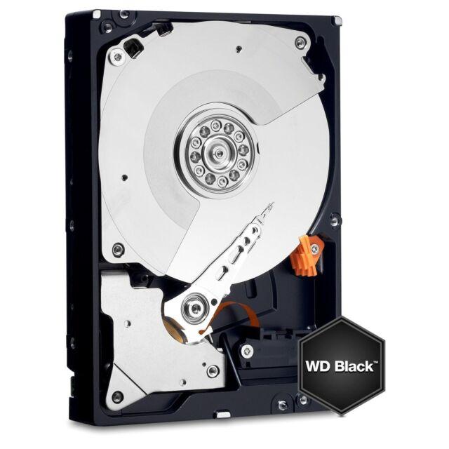 """Western Digital Black 1 TB 3.5"""" Internal Hard Drive 7200 RPM  WD1002FAEX"""