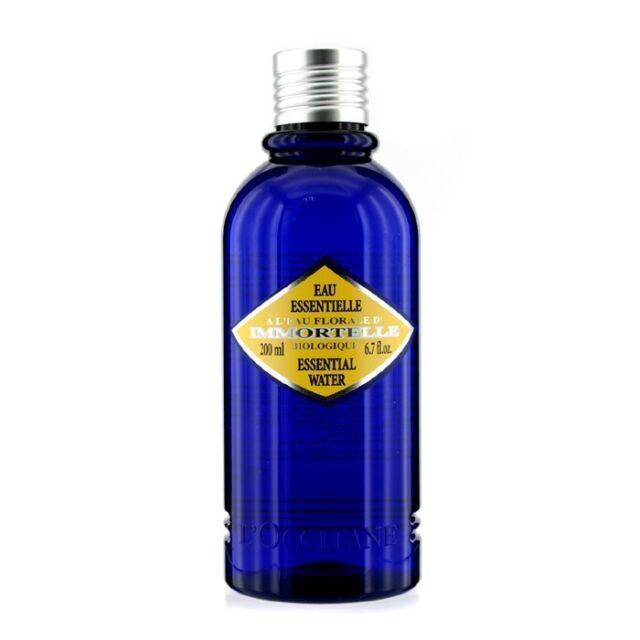 L'Occitane Immortelle Harvest Essential Water Face 200ml Toners/ Face Mist