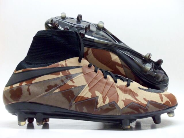 NIKE HYPERVENOM PHANTOM II SE FG SOCCER CLEAT CAMO SIZE MEN'S 10 [835367-200