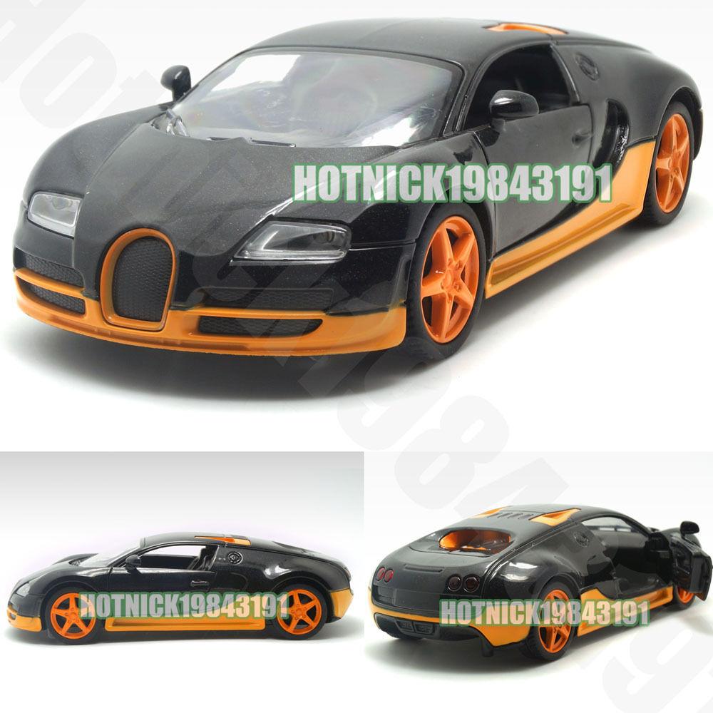 Bugatti Veyron Limited Edition 1 24 cast Alloy Model Car ...