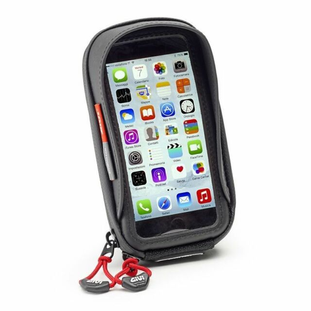 Givi Motorcycle iPhone 6/6S Holder. Samsung, Huawei, Nexus, Xperia. S956B