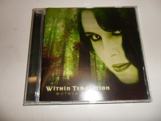 CD  Mother Earth von Within Temptation