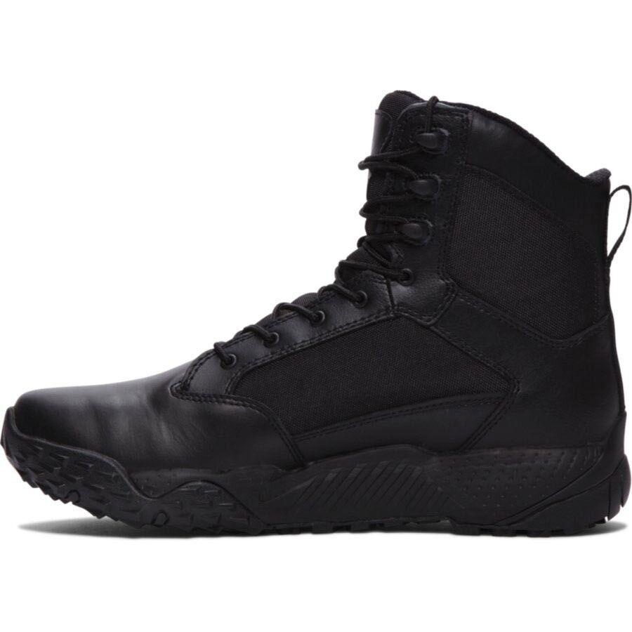 under armour valsetz trail boot black