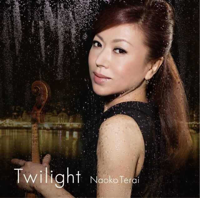 NAOKO TERAI-TWILIGHT-JAPAN SHM-CD G88