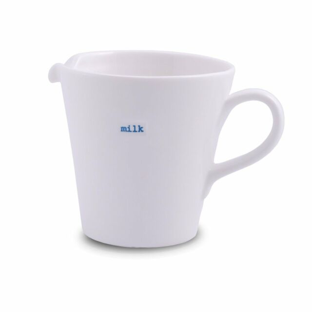 Keith Brymer Jones Word Range Medium Jug Milk Tea Bucket Mug
