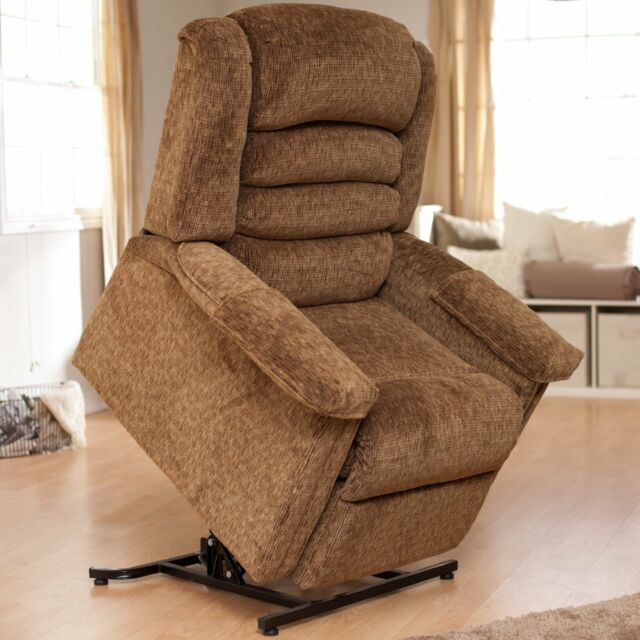 Catnapper Soother 4825 Power Lift Chair Recliner With Heat Massage ...