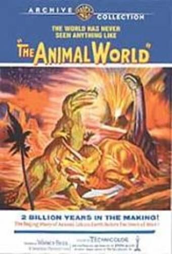 THE ANIMAL WORLD NEW REGION 1 DVD
