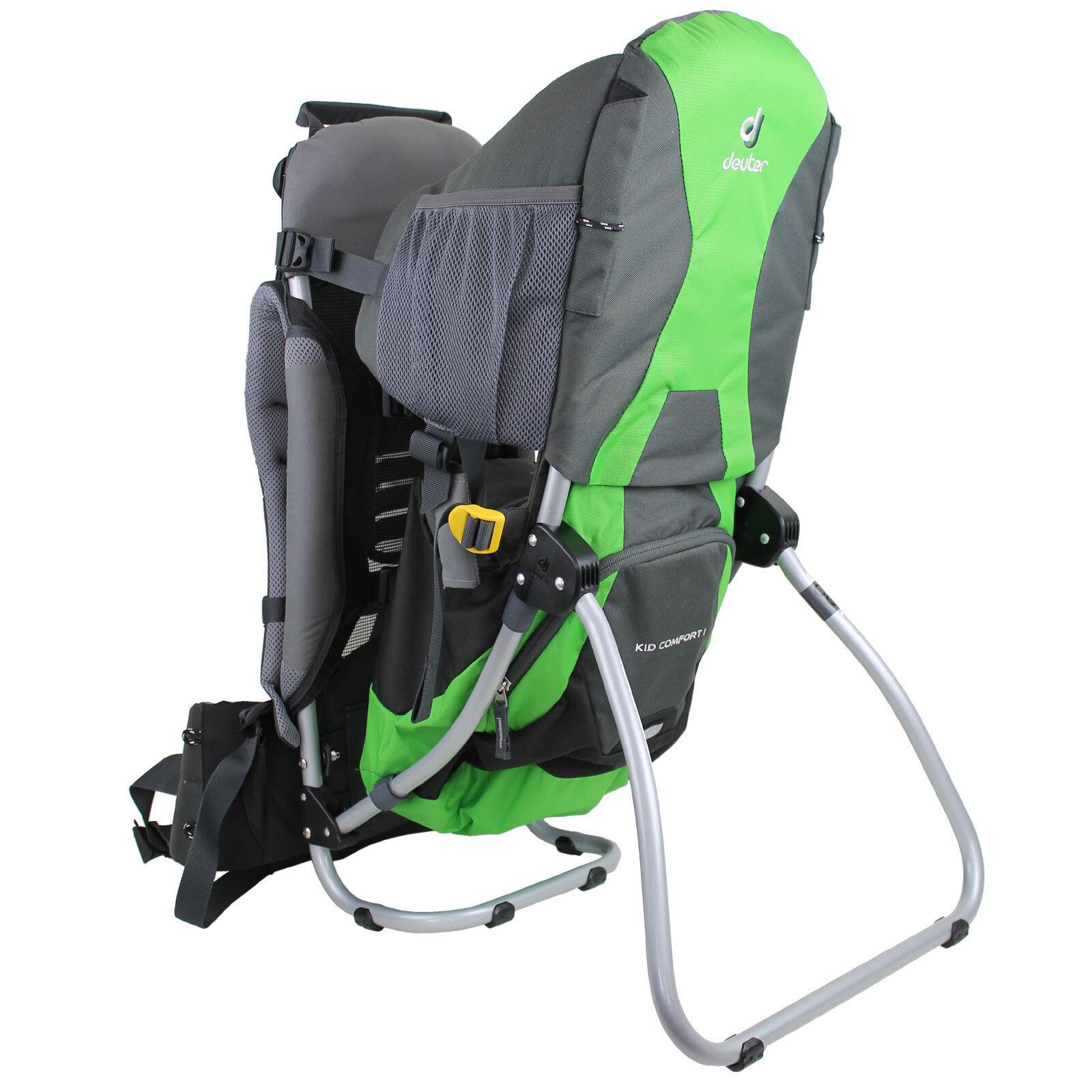 Deuter Kid fort 1 2 3 Child Carrier Backpack Children s Frame
