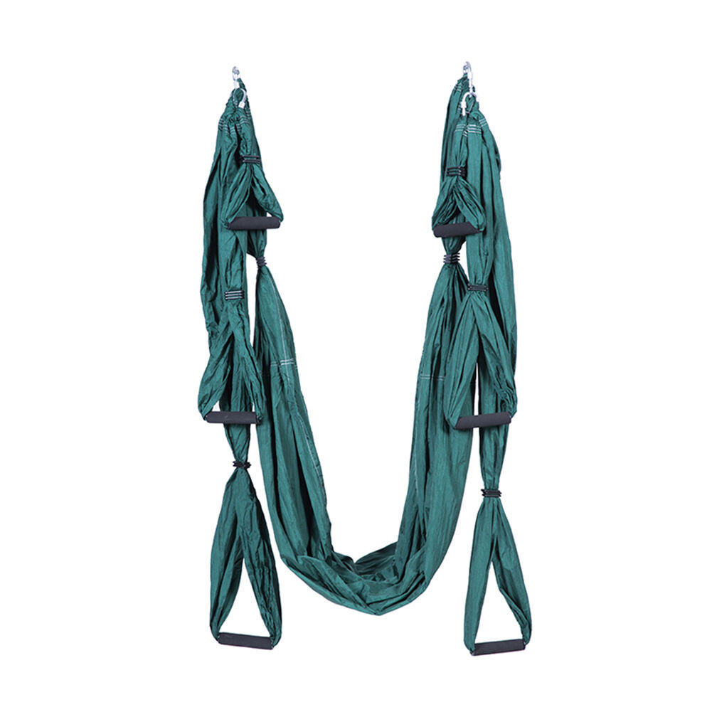 picture 8 of 8 us 9 colors large aerial yoga swing sling hammock hanging      rh   ebay