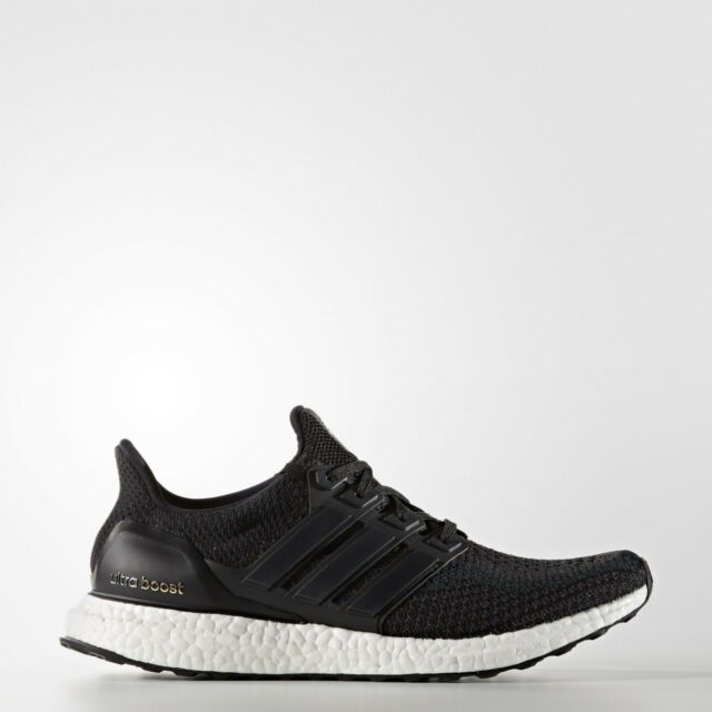 3fa5a793865a ... ireland adidas ultra boost mens core black running shoes trainers  bb3909 all sizes 04849 d03e5
