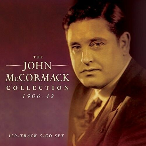 John McCormack - Collection 1906-42 [New CD]
