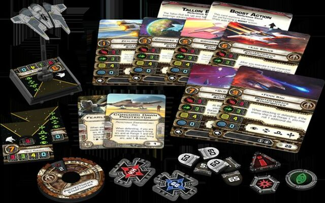 Protectorate Starfighter Expansion Pack - X-wing Wave 9  in stock