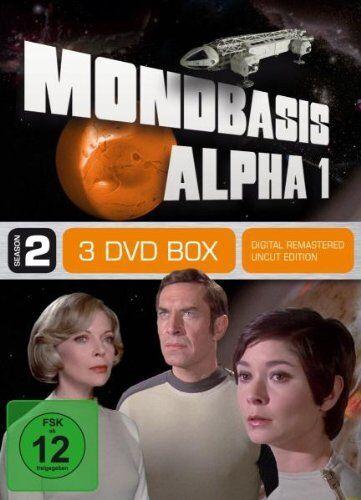 Mondbasis Alpha 1 Season 2 [FSK12] (DVD-BoxenSet) NEU+OVP