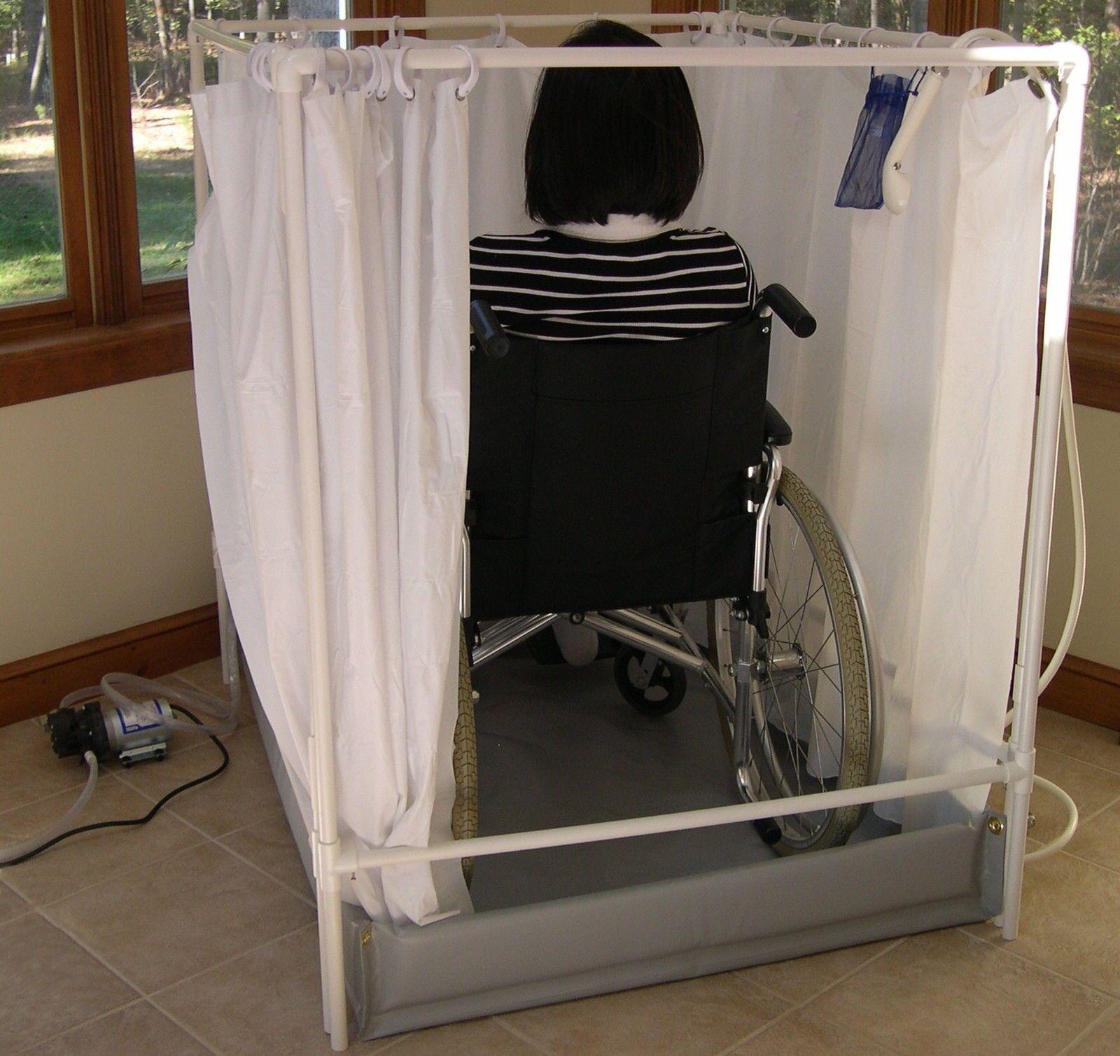 Shower Wheelchair   eBay