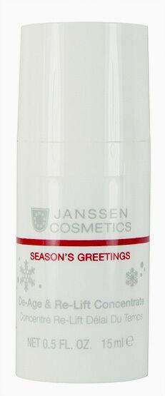 Janssen Regenerating De Age & Re Lift Concentrate 15ml(0.5oz) Travel Size Fresh