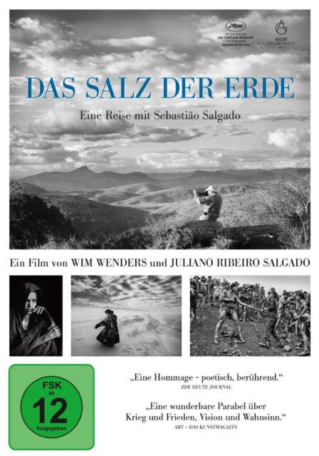 DVD * DAS SALZ DER ERDE (TLW. OMU) # NEU OVP %