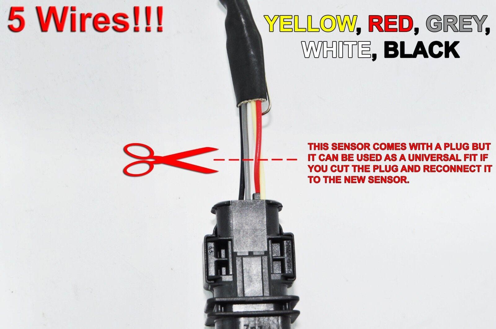 WRG-2891] Bosch Universal O2 Wiring Diagram on