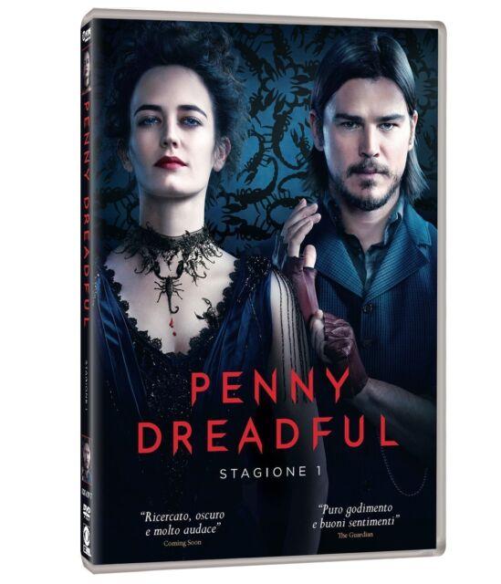 Dvd PENNY DREADFUL - Stagione 1 (Box 3 Dischi) 2014 Serie Tv ......NUOVO