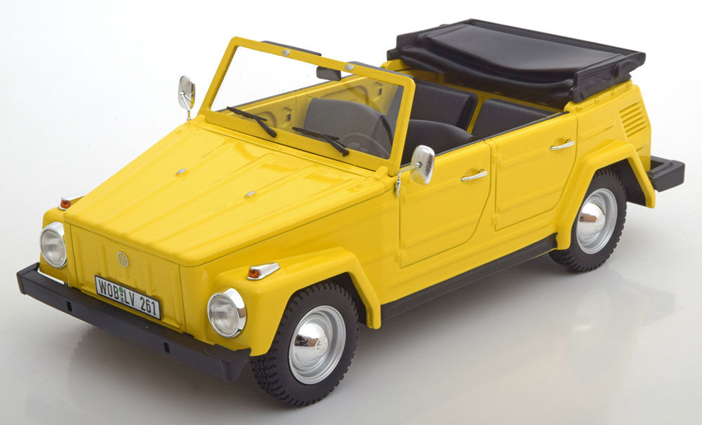 Volkswagen vw 181 gelb 1 18 cult scale ebay picture 1 of 3 altavistaventures Gallery