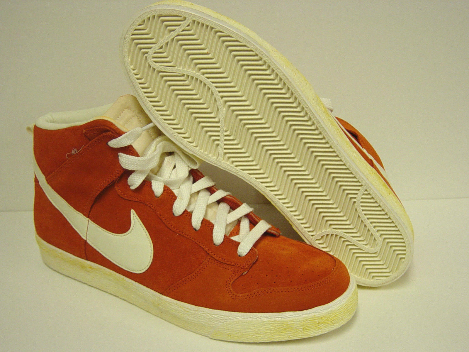 NEW Mens NIKE DUNK High AC 398263 801 DARK COPPER Sneakers Shoes Deadstock