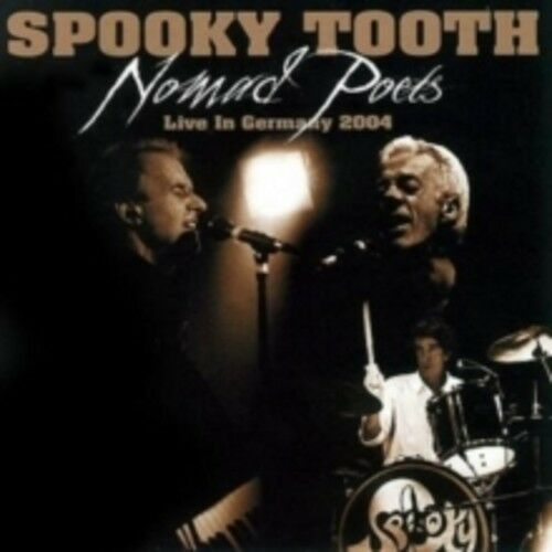 Spooky Tooth - Nomad Poets: Live in Germany 2004 [New CD] With DVD