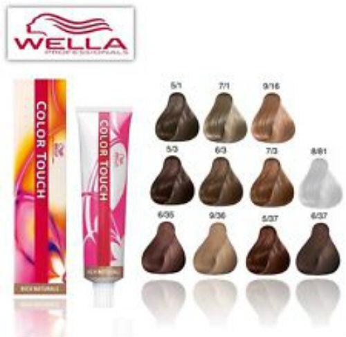Wella Professionals Color Touch Cream Dye 60 Ml 9 16 Ebay