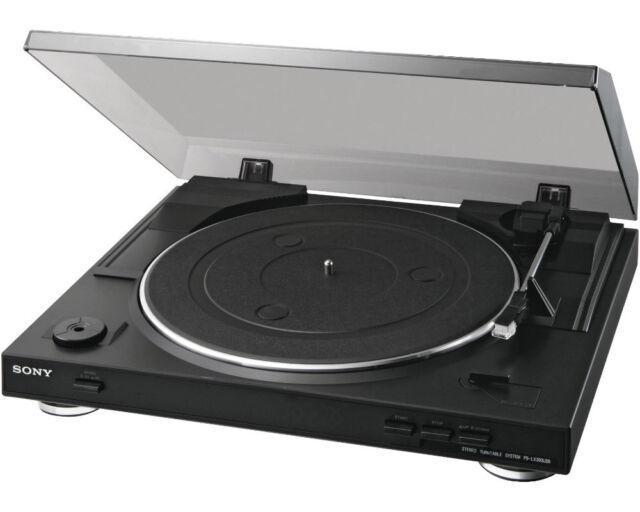 Sony PS-LX 300 USB Plattenspieler Riemenantrieb Schallplatten Digital