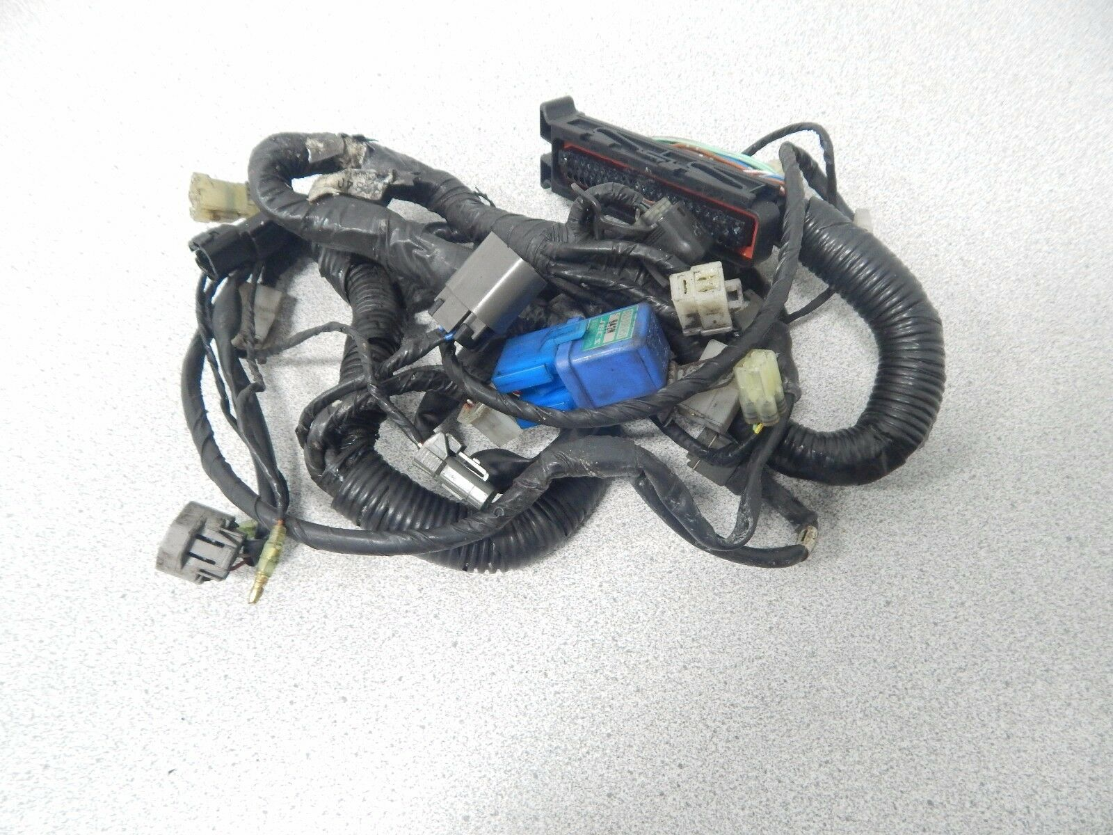 Arctic Cat Fuel Injection Wiring Harness Ext Dlx Pantera Efi 1997 1998 3005 204 Picture 1 Of 2