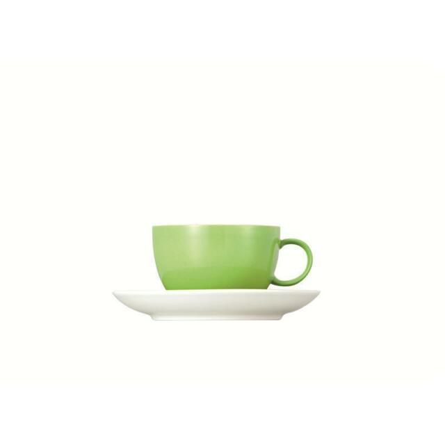 Thomas Sunny Day Tasse Teetasse Kombitasse apple green