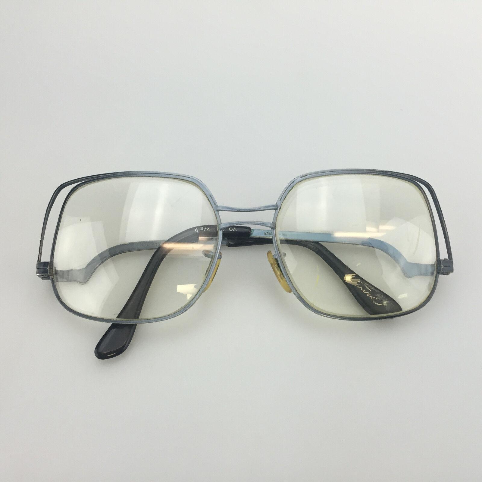 Tura Eyeglasses Mod 125 G 146 OA Metal Vintage Prescription ...