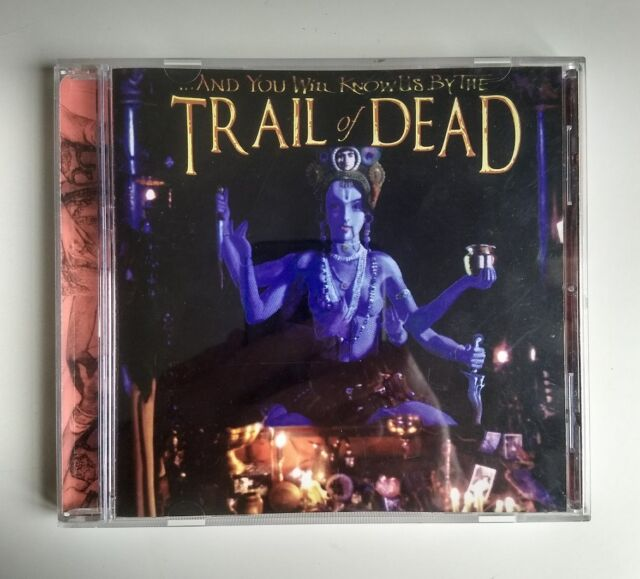 ...And You Will Know Us by the Trail of Dead - Madonna (2000)