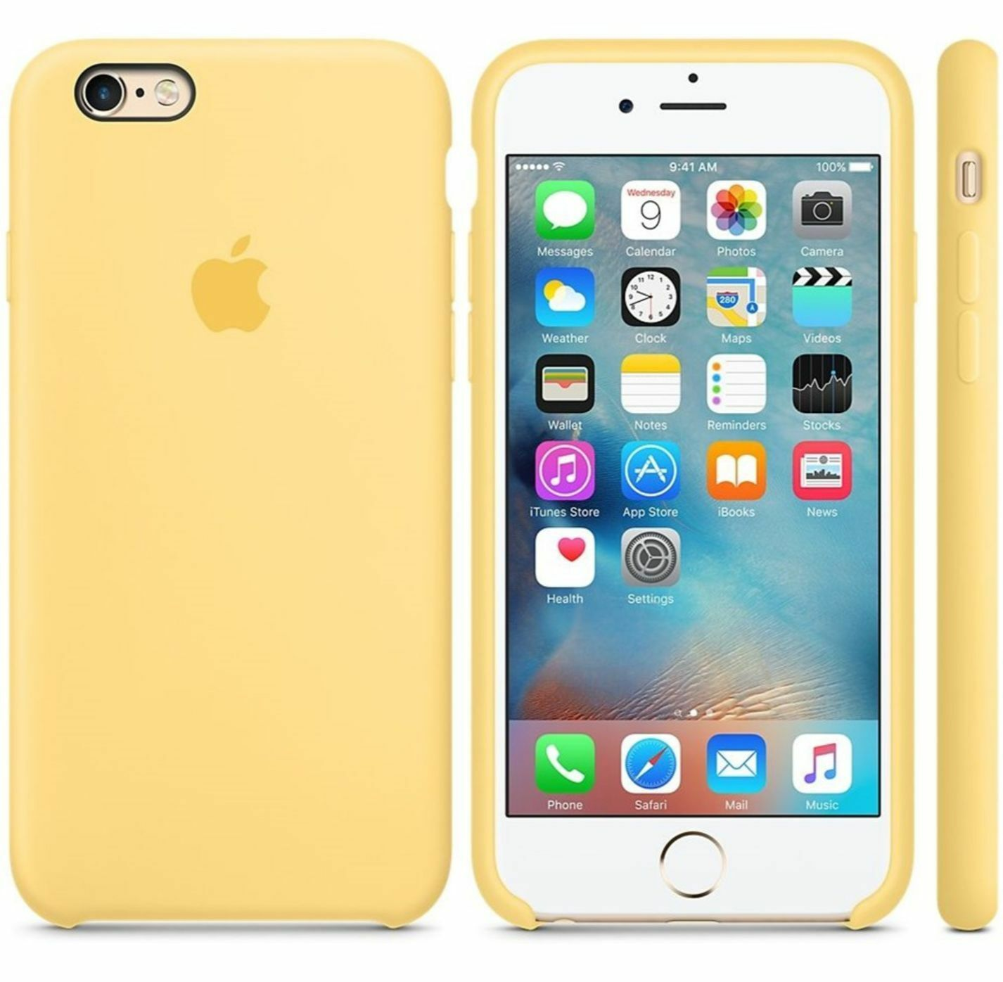 yellow case iphone 6