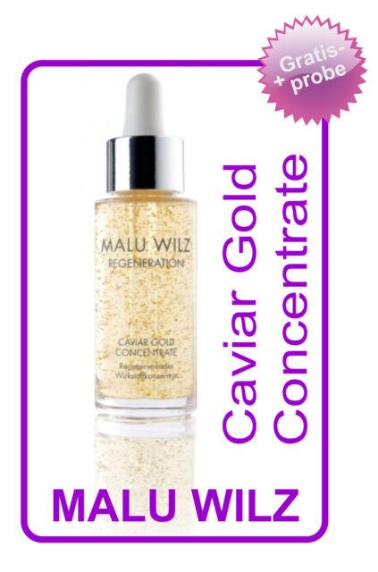 """Malu Wilz """"Regeneration"""" Caviar Gold Concentrate"""