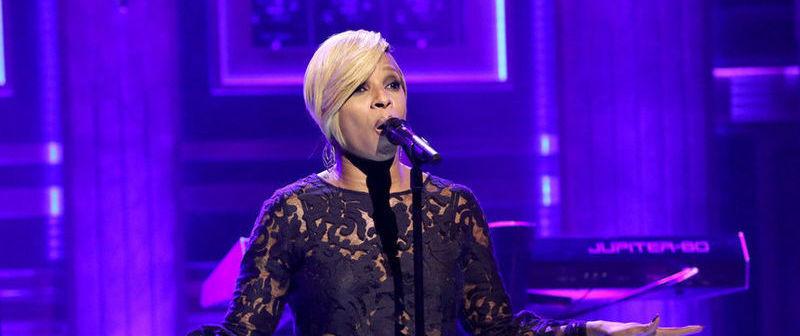 Mary J. Blige (メアリーJブライジ)