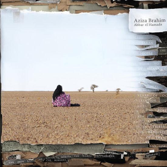 Aziza Brahim / Abbar el Hamada - Vinyl LP 180g