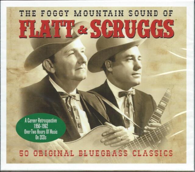 Flatt & Scruggs - The Foggy Mountain Sound Of - 50 Original Bluegrass Classics
