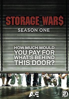 STORAGE WARS: SEASON ONE - DVD - Region 1 - Sealed