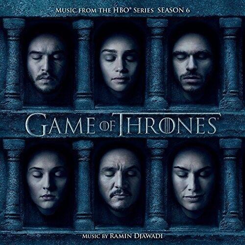 Ramin Djawadi - Game of Thrones Season 6 (Music From the HBO Series) [New CD] Fr