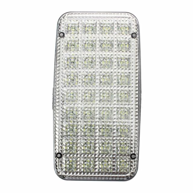 36 LED Car Vehicle Dome Roof Ceiling Interior Light Lamp White WS