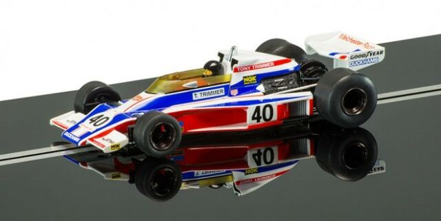 Scalextric - C3414A Legends McLaren M23 Limited Edition - NEW