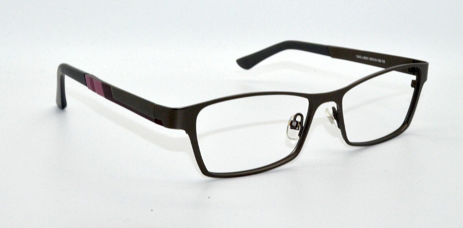 100 Authentic PRODESIGN Denmark 1243 C.6531 Gray Eyeglasses Frames ...