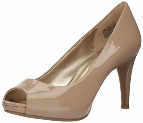 Bandolino Womens rainaa Open Toe Casual Slide Sandals Caf Latte Size 105