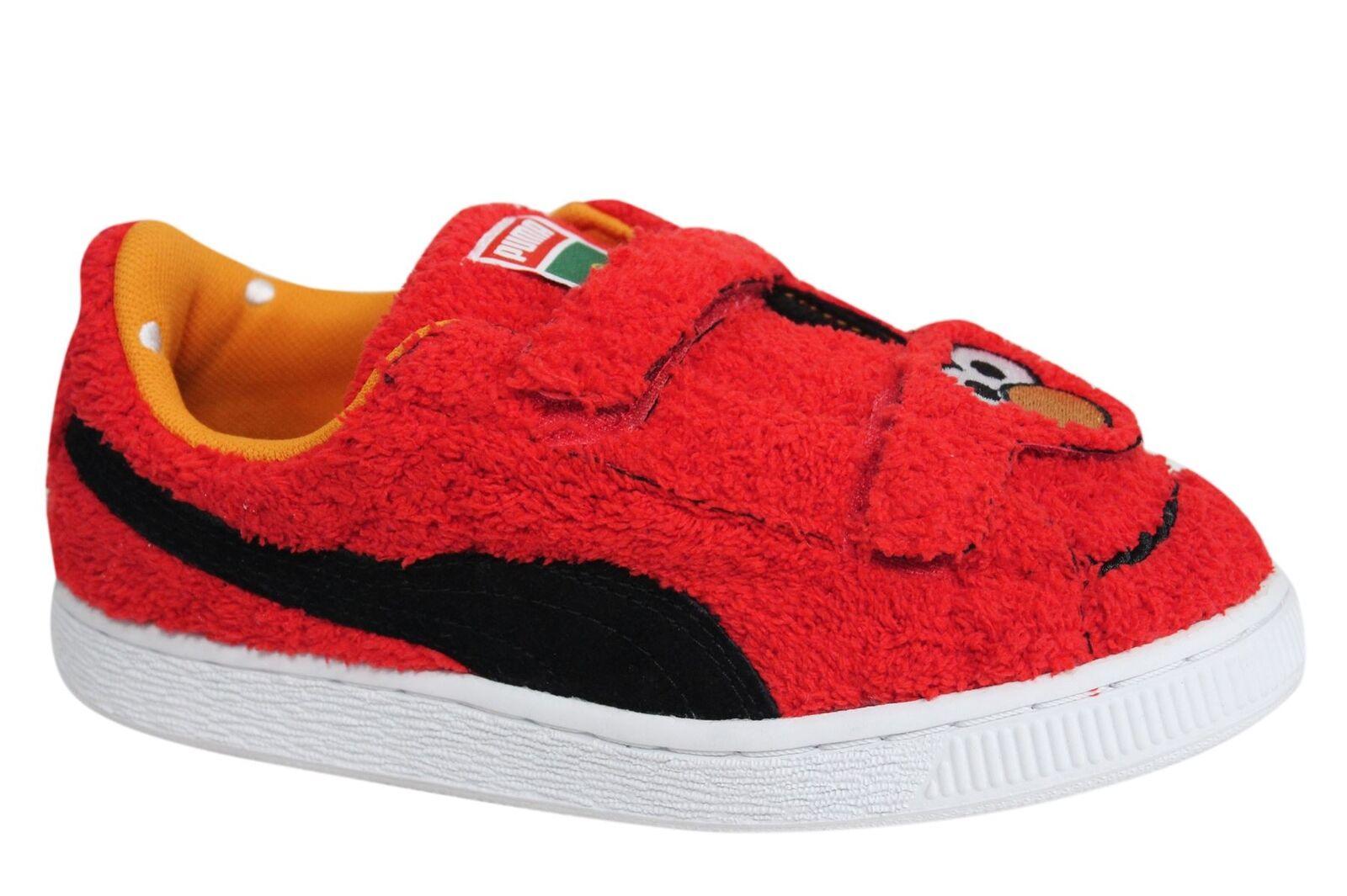elmo puma shoes 5cm in inches
