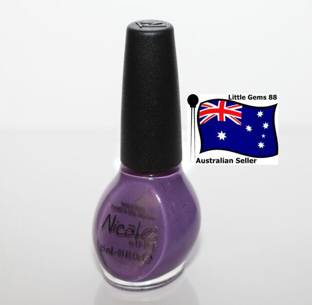 OPI Nail Polish Lacquer H81 Charmmy & Sugar 15ml   eBay