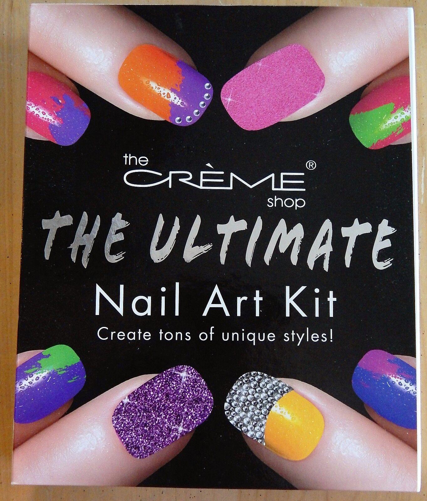 The Creme Shop Ultimate Nail Art Kit | eBay