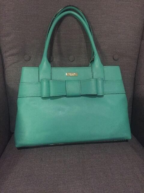 Nwt Kate Spade Elena Wkru1445 Villabella Ave Dstyemrld Handbag Retail 448 00
