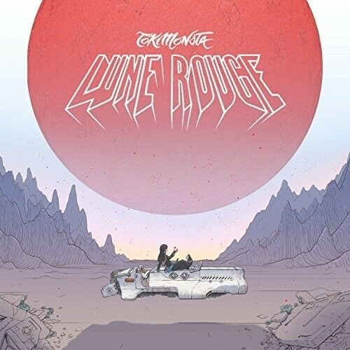 Tokimonsta - Lune Rouge [New CD]
