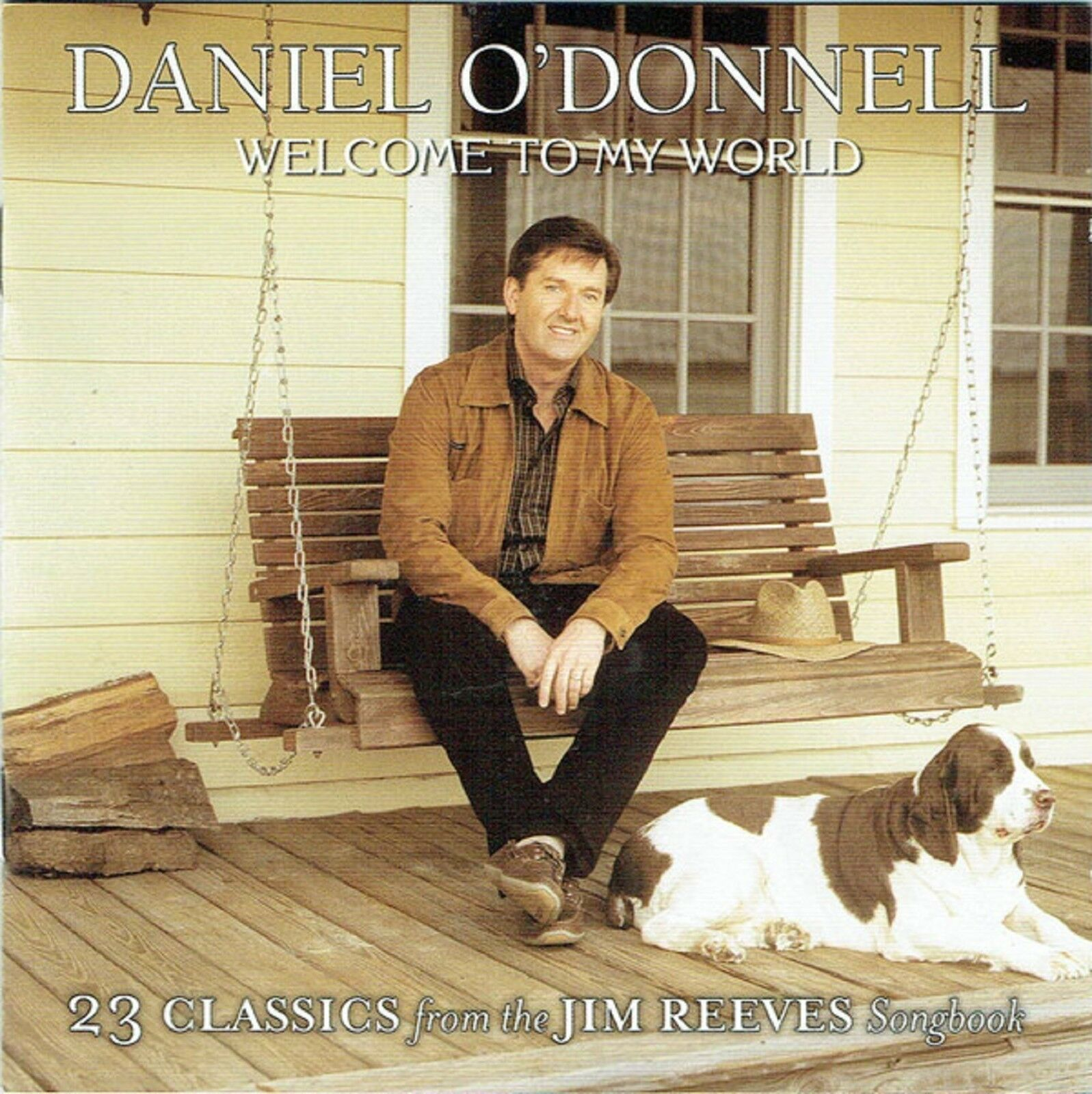 Daniel O\'Donnell - Welcome To My World (23 Classics From The Jim ...