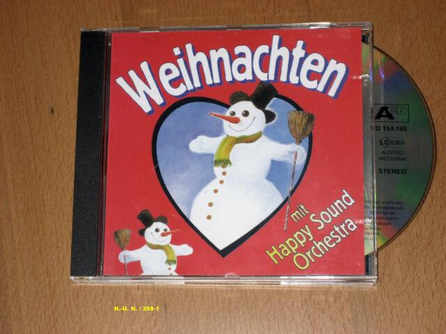 CD: Weihnachten mit Happy Sound Orchestra